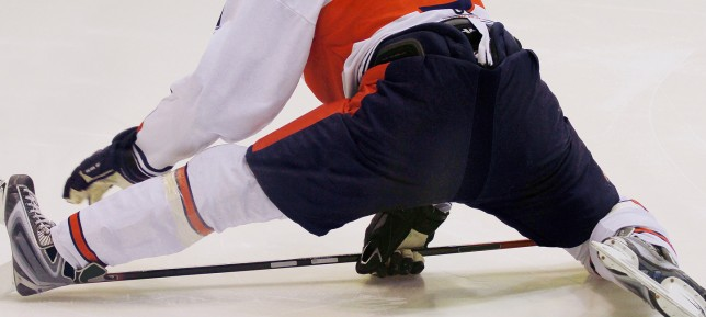 Physiotherapy for Hockey Injuries